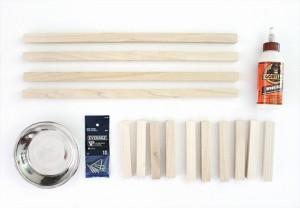 DIY - materialen